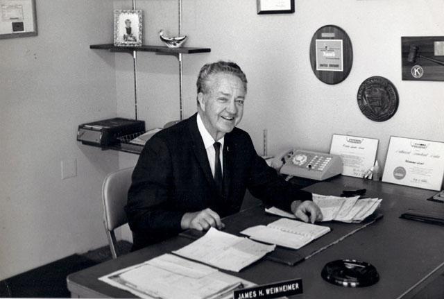 Weinheimer Company History 1934 2017 Weinheimer Group