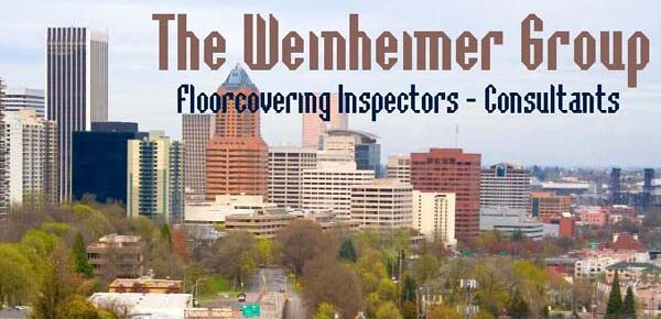 floor covering inspection portland