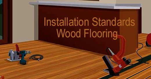 hardwood flooring installation standards
