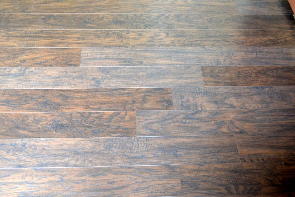 TWG gloss level on planks