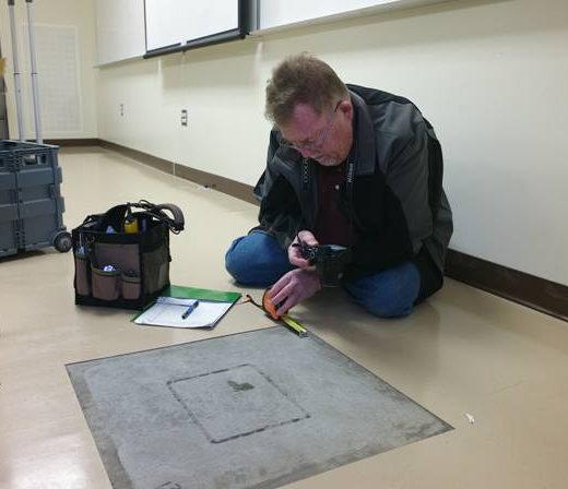 flooring inspection thourougnhess