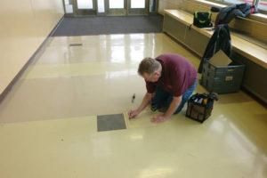 flooring inspection